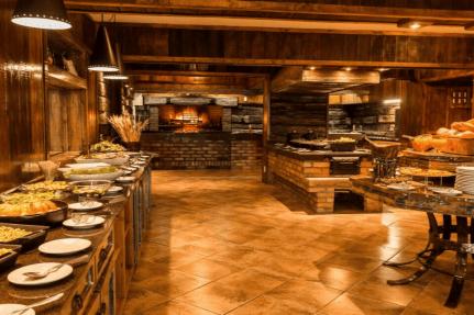 Restaurante Temporo do Campo - Hotel Pampas - Canela (6)